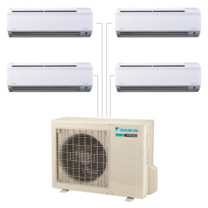 Multi Split Inverter x4