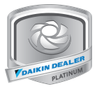 daikin dealer platinum